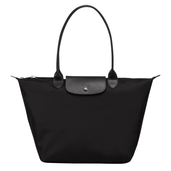 Shoulder bag L, Black, hi-res - View 1 of 3