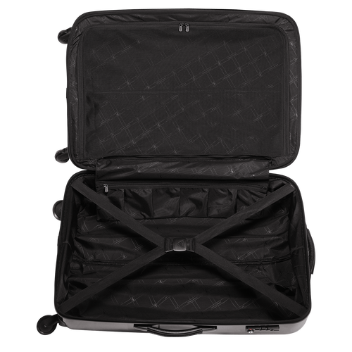 Wheeled suitcase, Black, hi-res - View 3 of 3