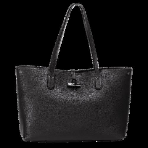 Essential Shoulder bag L, Black, hi-res - View 1 of 3