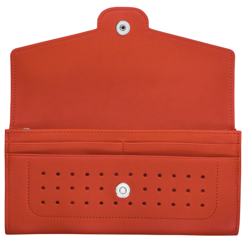 Long continental wallet, Poppy - View 2 of  2.0 -
