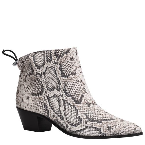 Ankle boots, Black/White, hi-res - View 2 of 3