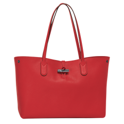 Essential Shoulder bag L, 545 Red, hi-res