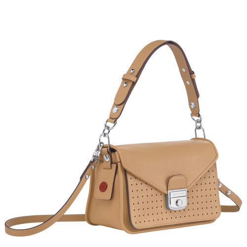 Crossbody bag S, Beige, hi-res - View 2 of 3