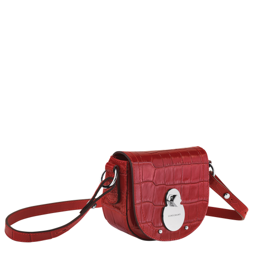 Crossbody bag XS, Red, hi-res - View 2 of 3