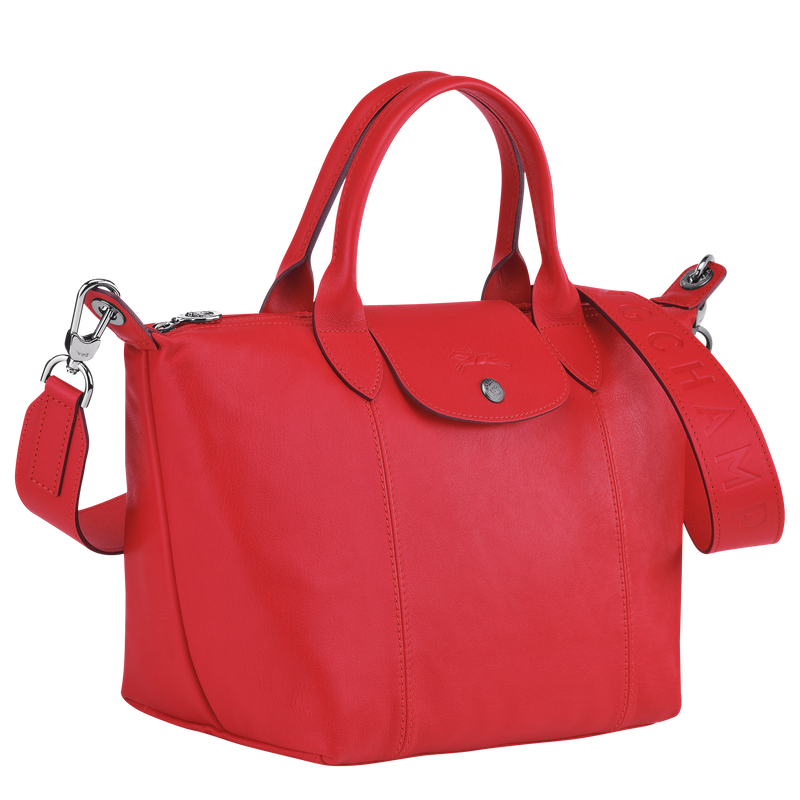 Top handle bag S, Red - View 2 of  4 - zoom in