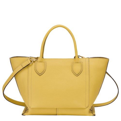 Top handle bag M, Yellow - View 3 of 3 -