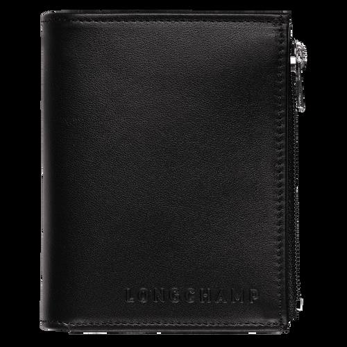 小型錢包, 黑色, hi-res - 1 的視圖 2