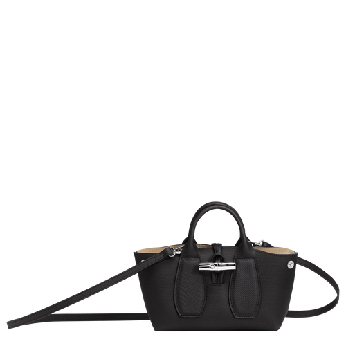 Top handle bag S, Black, hi-res - View 2 of 4