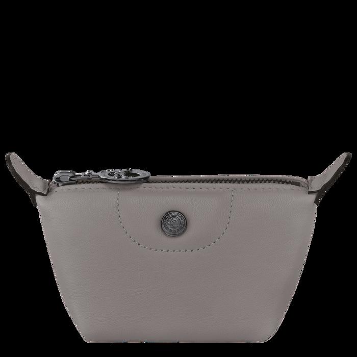 Le Pliage Cuir Coin purse, Turtledove