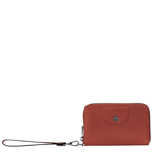 Compact wallet, Sienna - View 1 of  2 -
