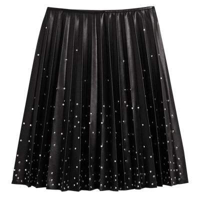 Skirt, 001 Black, hi-res