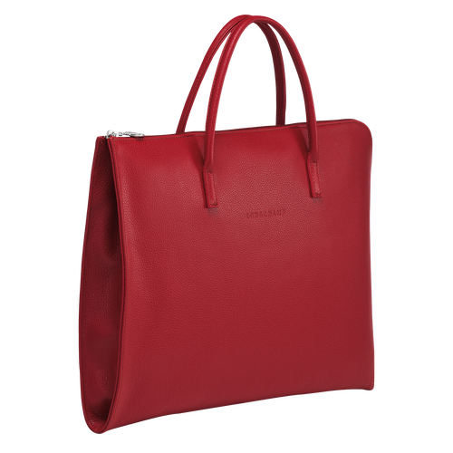 Briefcase S, Red - View 2 of 3 -