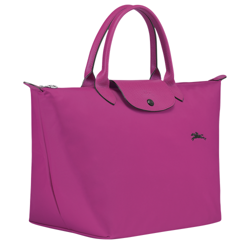 Top handle bag M, Fuchsia - View 2 of  5 -