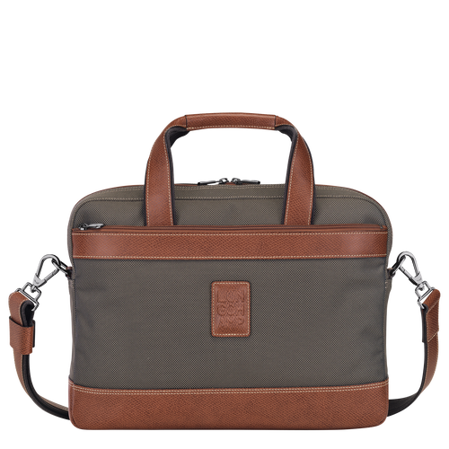 Briefcase S, Brown - View 1 of 3 -