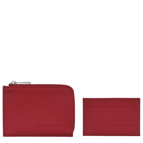 2-in-1 Wallet, Red - View 2 of 2 -