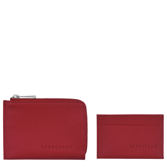 2-in-1 Wallet, Red - View 2 of 2 - zoom in