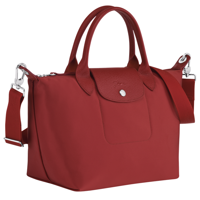 Top handle bag, Red, hi-res - View 2 of 3