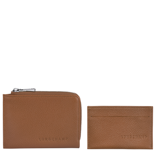2-in-1 Wallet, Caramel - View 2 of 2 -