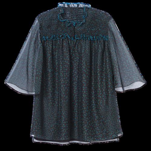 女襯衫, 灰藍色, hi-res - 1 的視圖 1