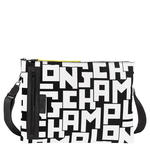Multi-style pouch, Black/White, hi-res - View 1 of 3