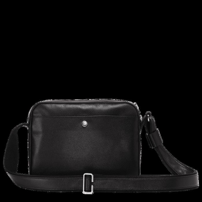 Le Foulonné 系列 斜背袋, 黑色