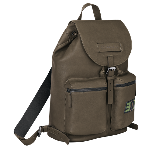 Backpack L, Terra - View 2 of 3 -