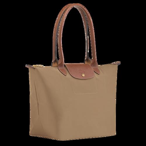 Le Pliage Original Shoulder bag L, Desert