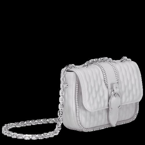 Shoulder Bag XS, Pearl, hi-res - View 2 of 3