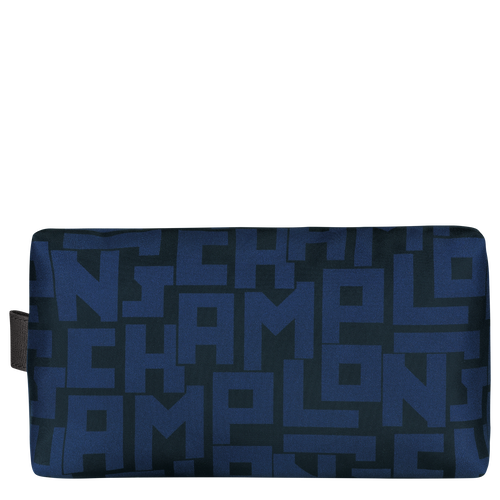 Pouch, Black/Navy - View 3 of  3 -