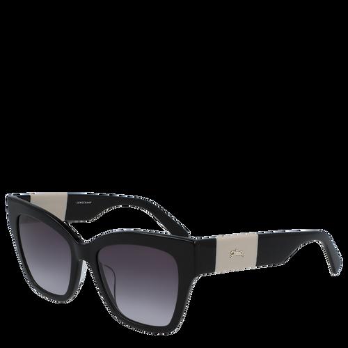 View 3 of Sunglasses, 001 Black, hi-res