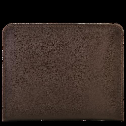 View 1 of iPad® case, Mocha, hi-res