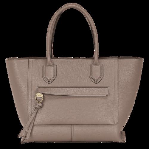 Handtasche L, Taupe - Ansicht 1 von 4.0 -