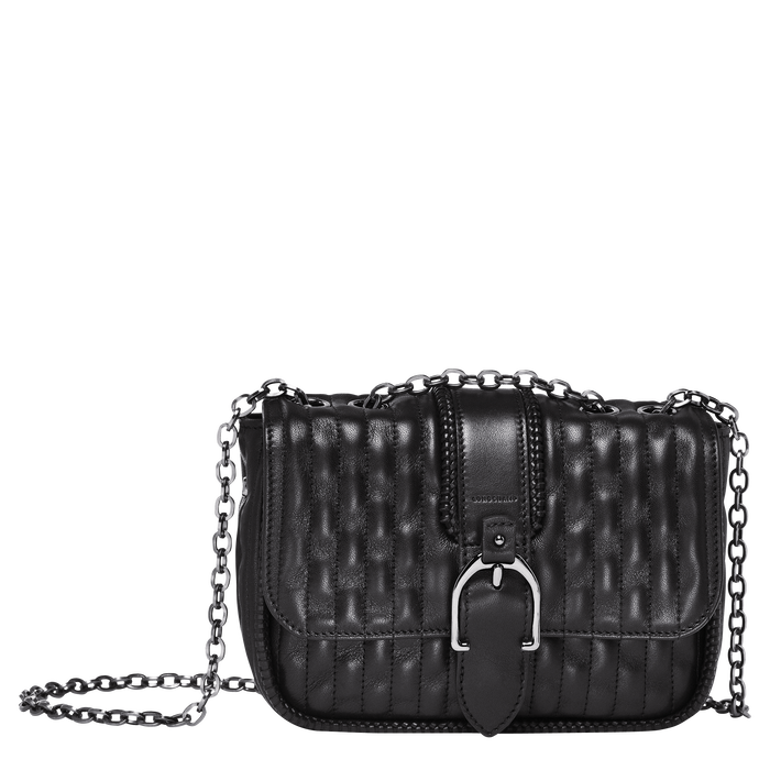 Crossbody bag XS, Black, hi-res - View 1 of 3