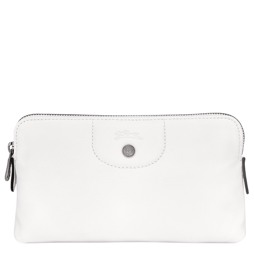 View 1 of Pouch, White, hi-res
