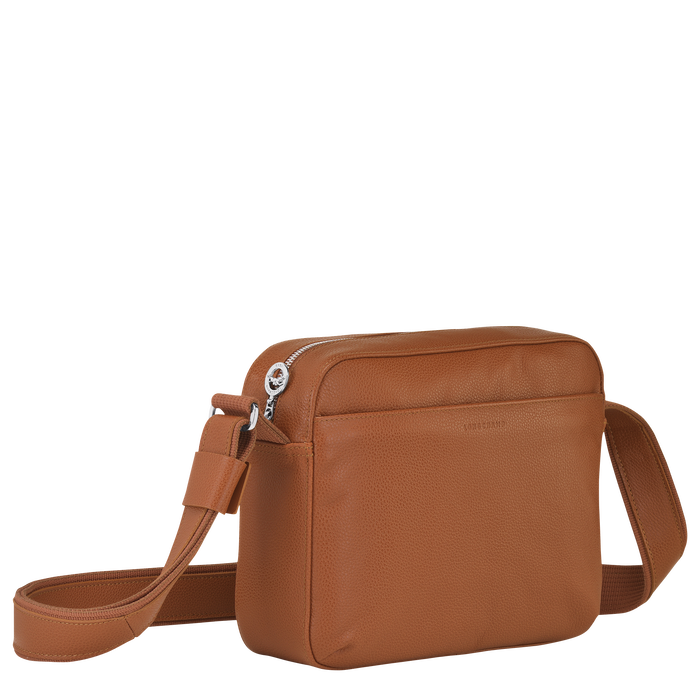 Crossbody bag, Caramel - View 2 of  3 - zoom in