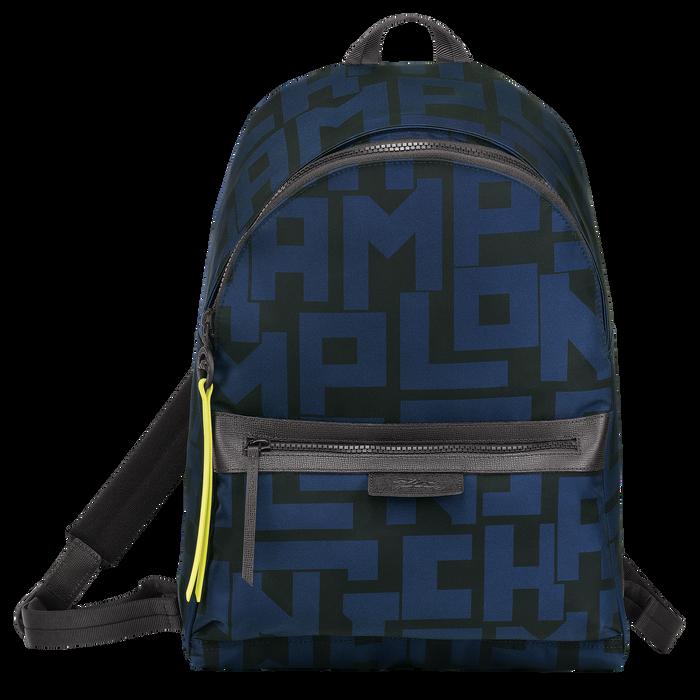 背包 M, 黑色/海軍藍色 - 查看 1 4 - 放大
