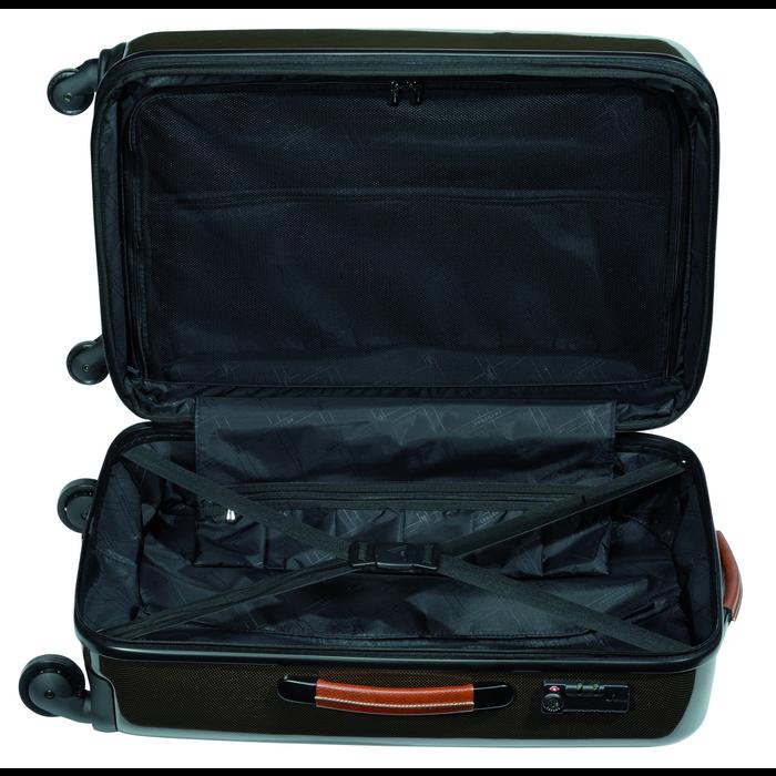 Koffer, Bruin - Weergave 3 van  3 - Meer inzoomen.