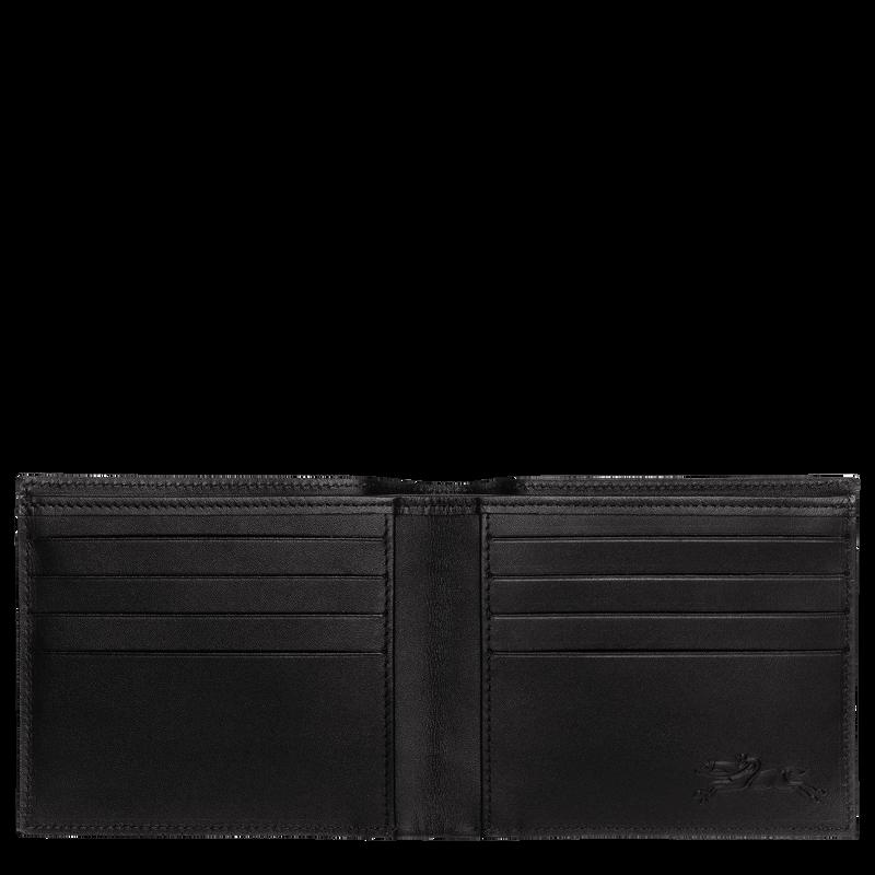 Le Pliage LGP Wallet, Black/White