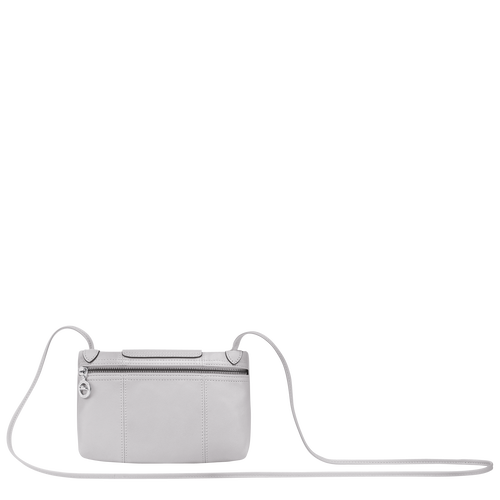 Crossbody bag, Grey, hi-res - View 3 of 4