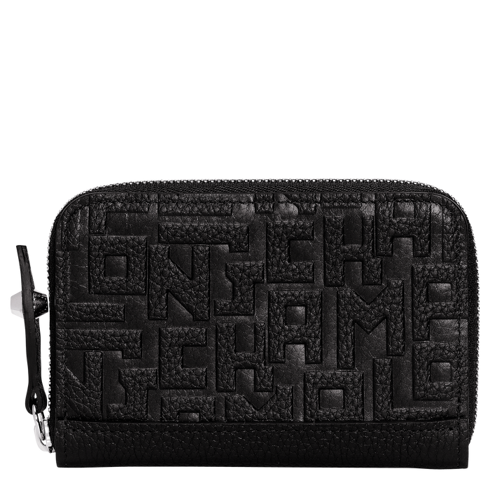 Coin purse, Black, hi-res - View 1 of 2