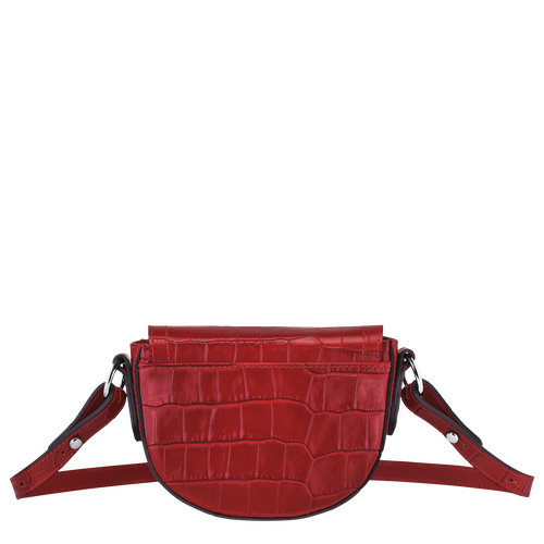 Crossbody bag XS, Red, hi-res - View 3 of 3