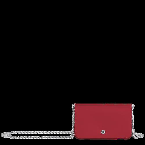 鍊帶錢包, 紅色, hi-res - View 1 of 3