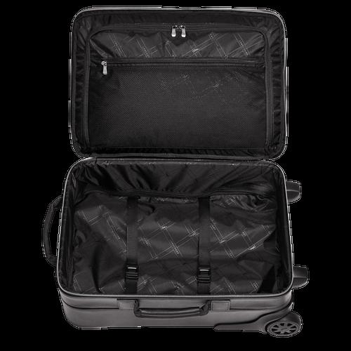 Kleine Koffer mit Rollen, Schwarz, hi-res - View 3 of 3