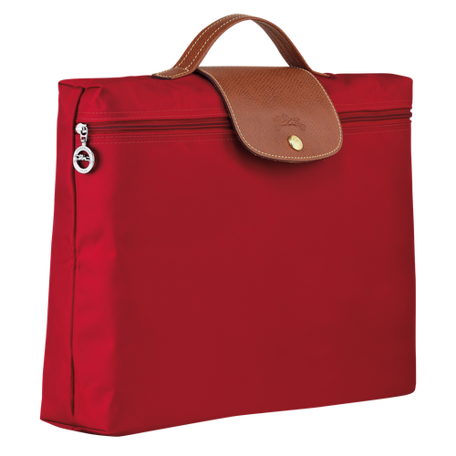 Briefcase, Red, hi-res - View 2 of 4