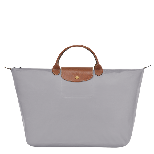 Travel bag L, Grey - View 1 of  4 -
