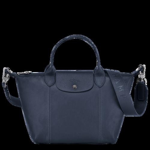 Top handle bag S, Navy - View 1 of  5 -