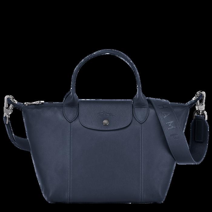 Top handle bag S, Navy - View 1 of  5 - zoom in