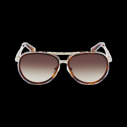眼鏡 太陽眼鏡, 金卡其色