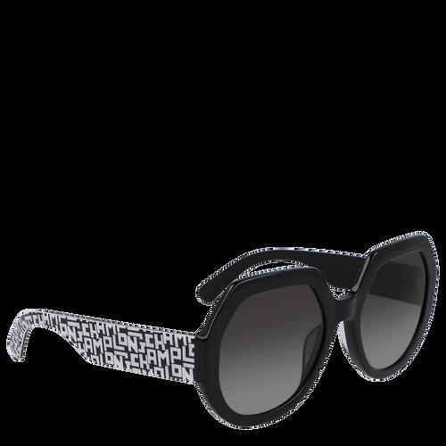 Sunglasses, Black, hi-res - View 2 of 3