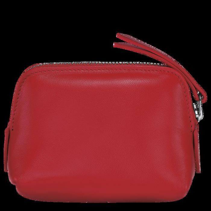 Brioche 零錢包, 紅色
